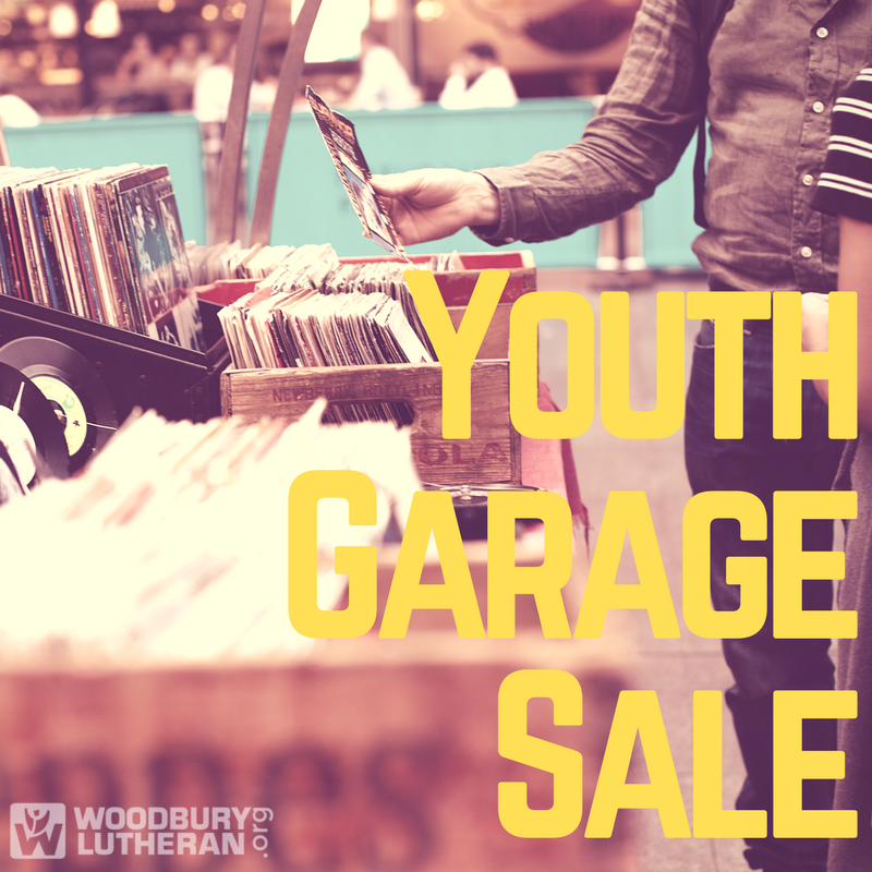 Youth Garage Sale