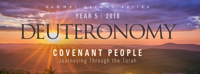Sermon Series Deuteronomy